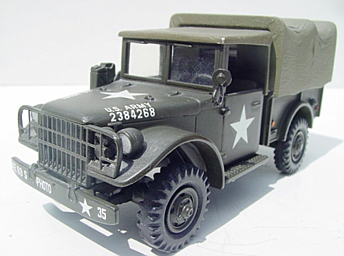 Scale Truck Models from ASAM Models